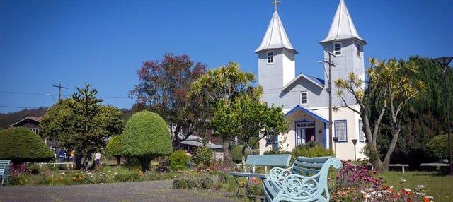 Isla de Chiloé y pingüinos de Puñihuil