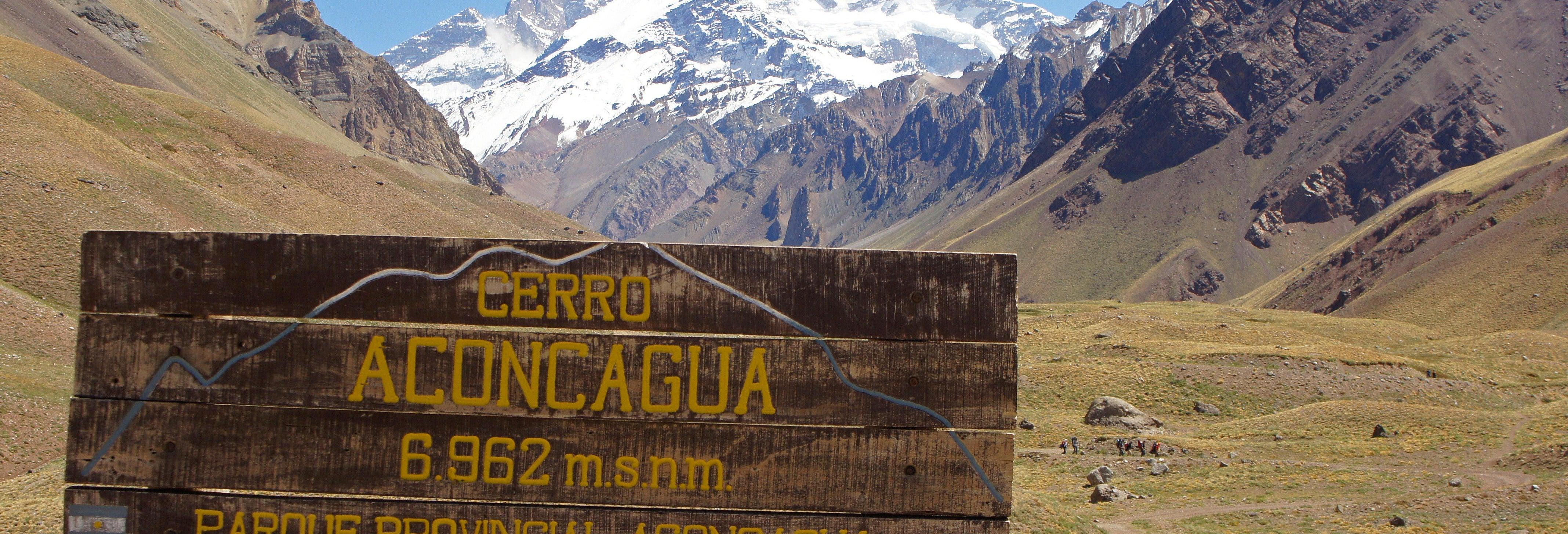 Excursion au Parc de l'Aconcagua