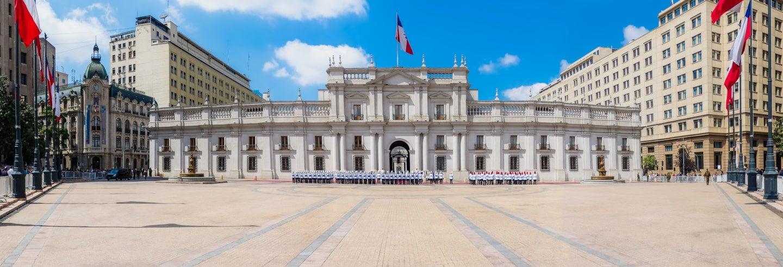 Free Tour of Santiago