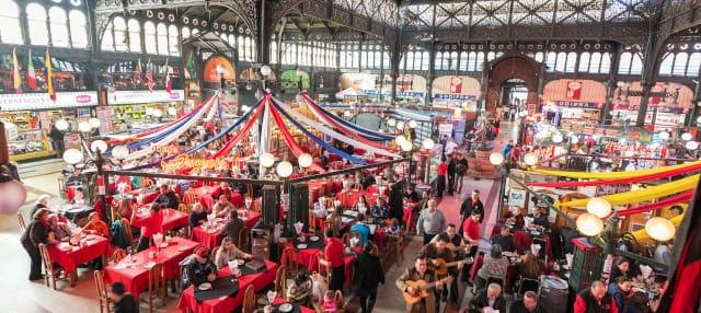 Free tour por los mercados de Santiago ¡Gratis!