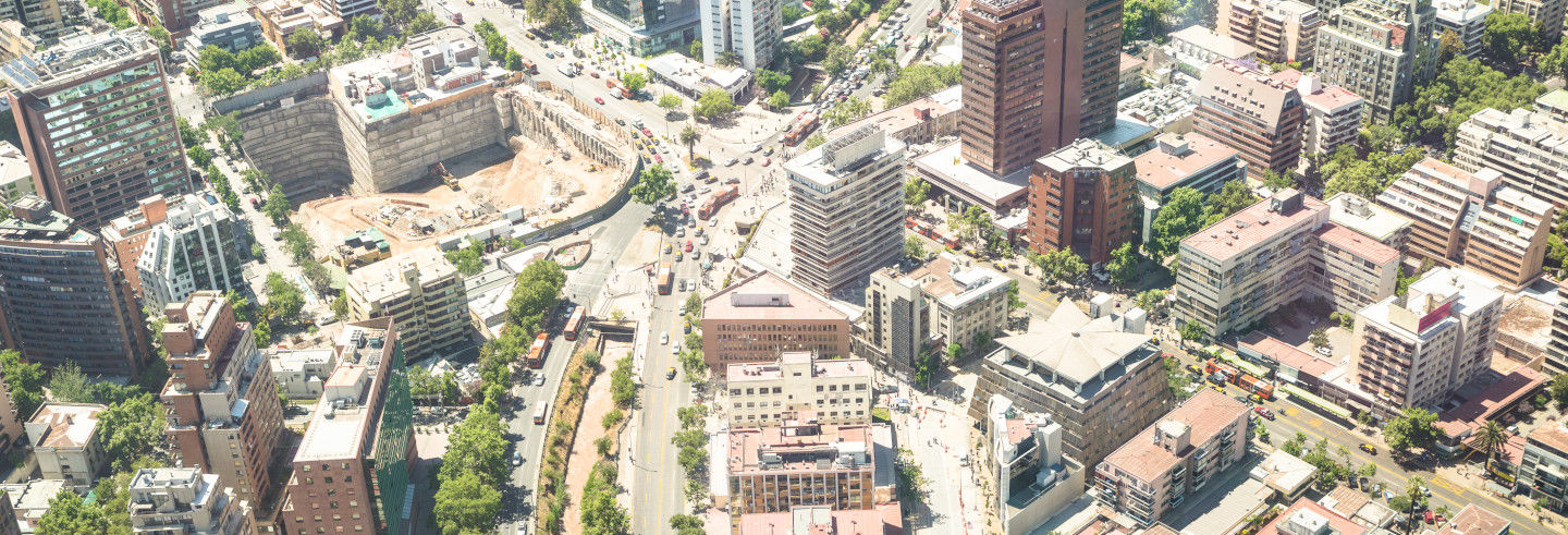 Paseo en helicóptero por Santiago de Chile