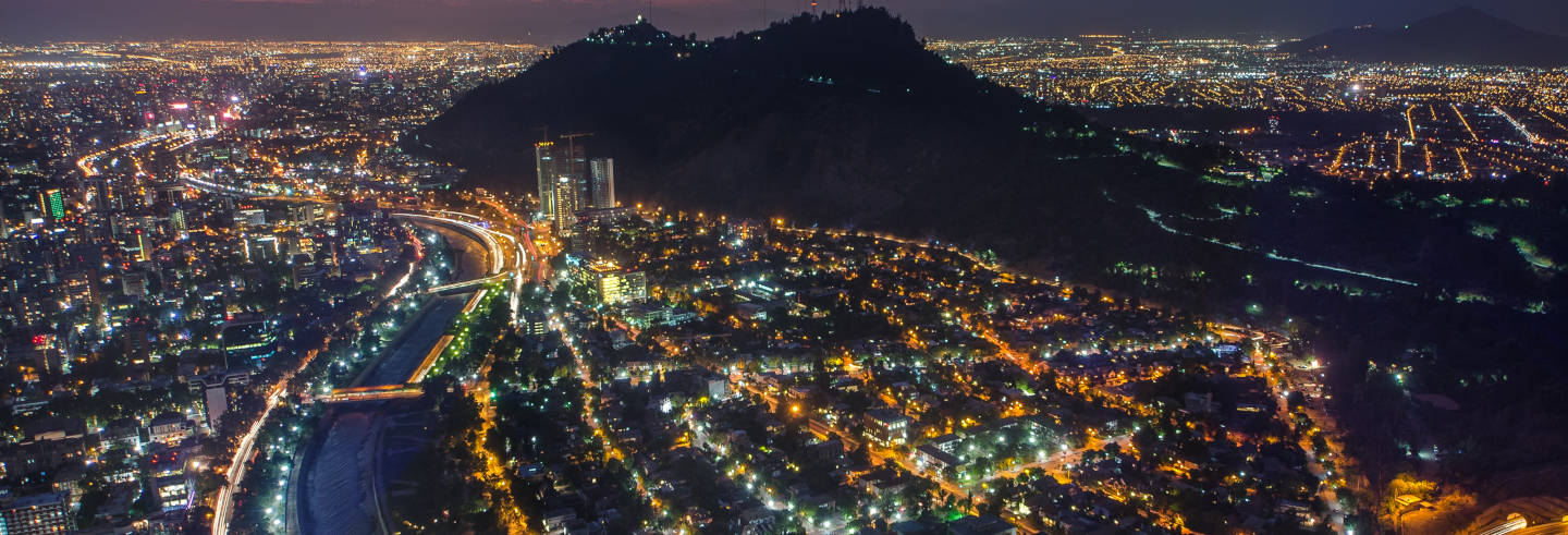 Alternative Night Tour of Santiago