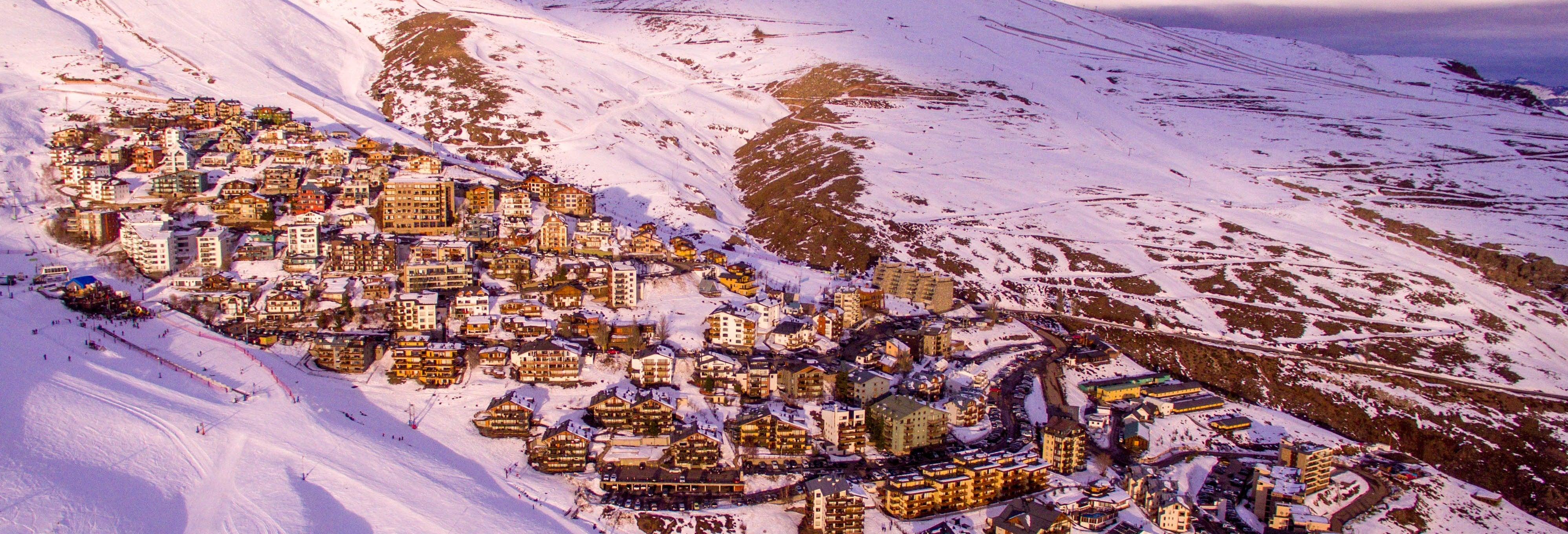 Tour dello sci sulle Ande