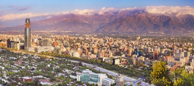 Tour panorámico por Santiago