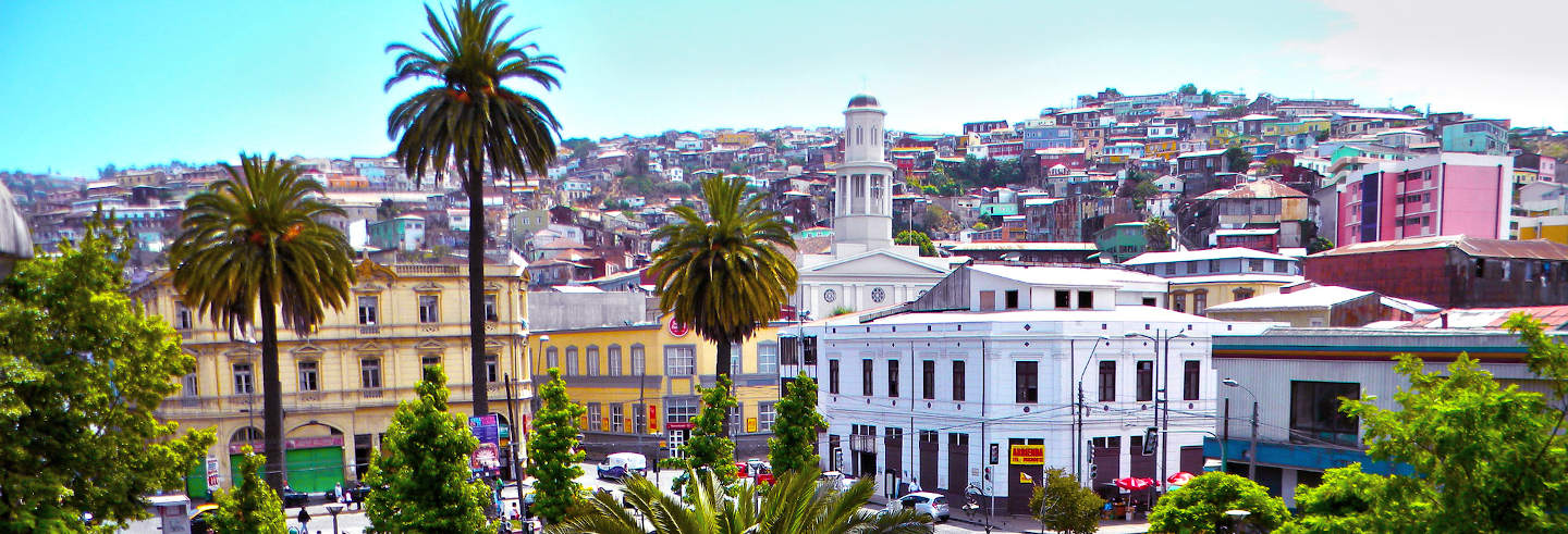 Free tour por Barrio Puerto y el Cerro Cordillera ¡Gratis!