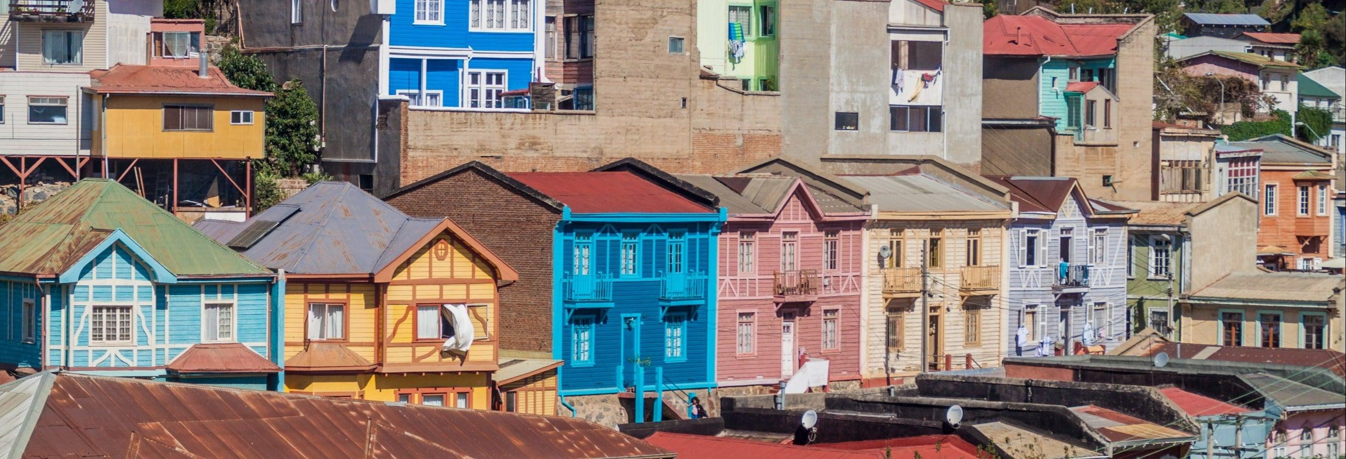 Free Walking Tour of Valparaiso