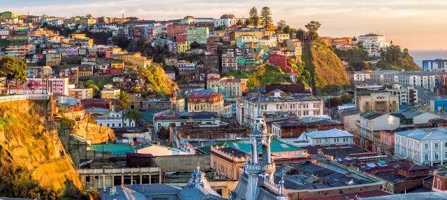 Tour panorámico por Valparaíso