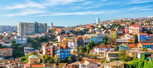 Visita guiada por Valparaíso