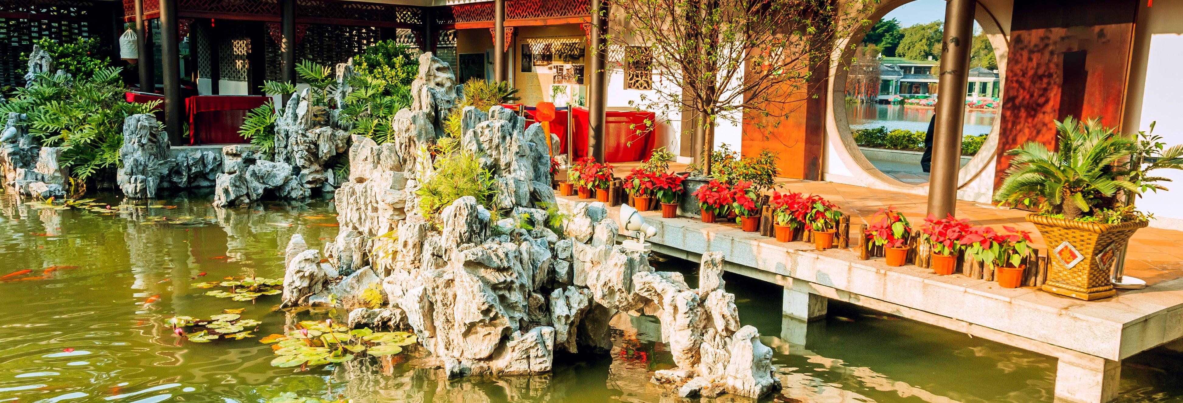 Visita guiada pela Guangzhou imprescindível