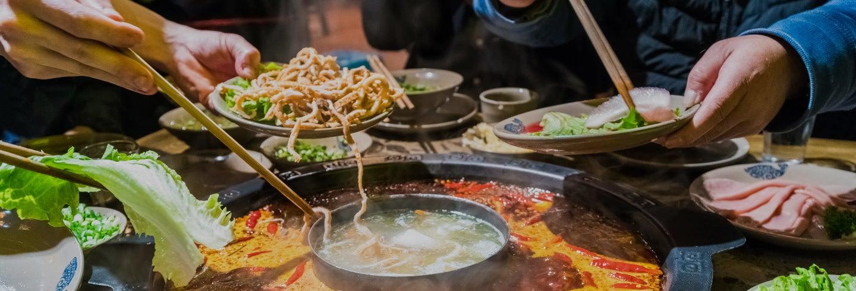 Tour gastronómico por Chengdú