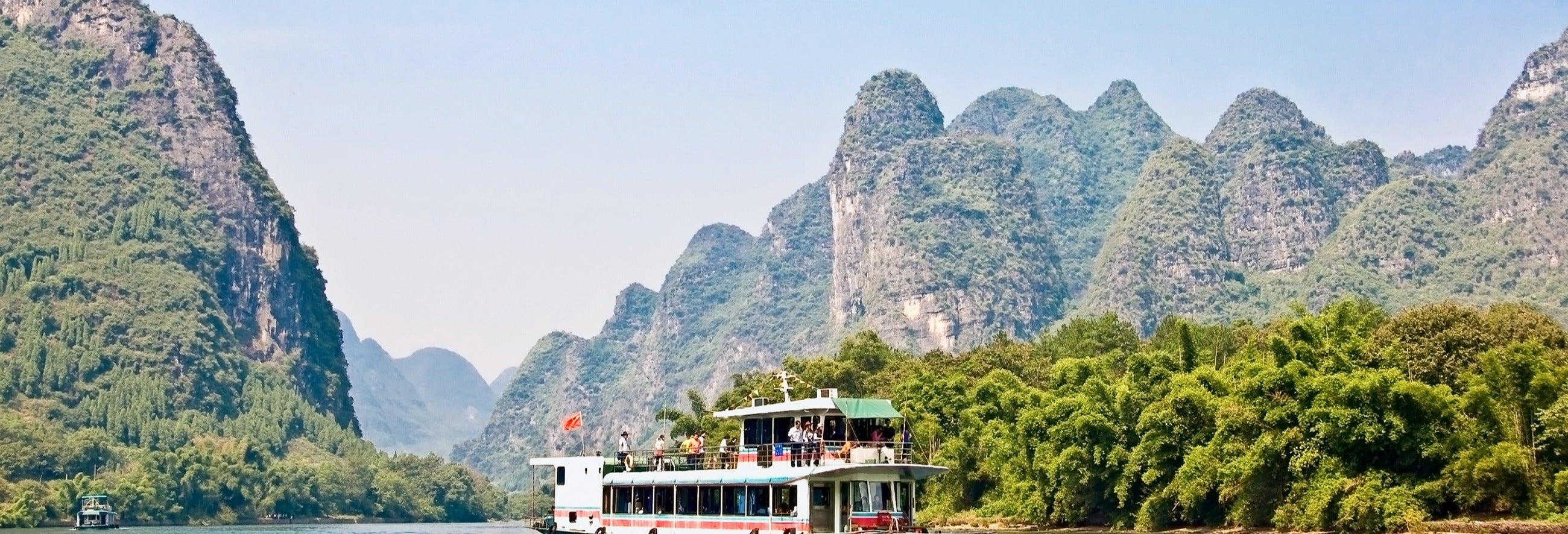 Crucero hasta YangShuo por el río Li