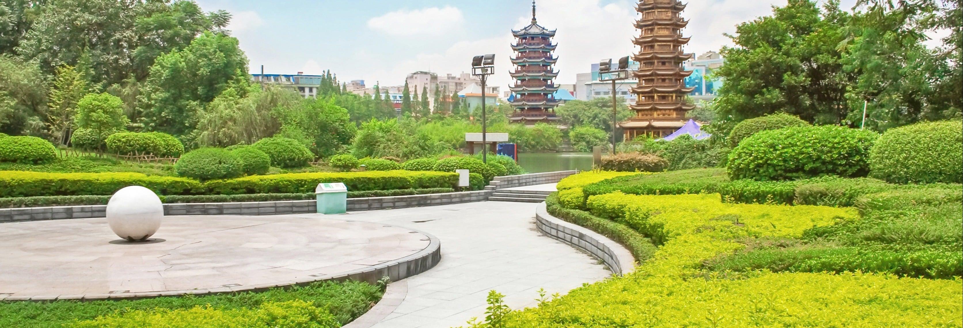 Visita guiada por Guilin