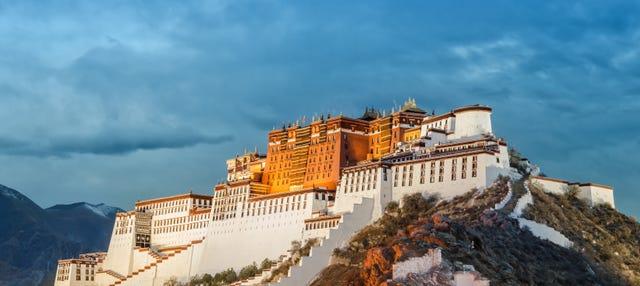 Circuito de 7 días desde Lhasa hasta la frontera con Nepal