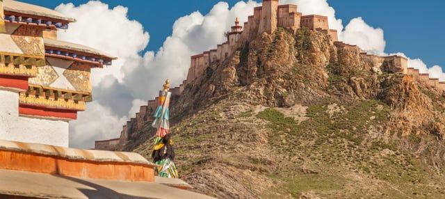 Excursión de 2 días a Gyantse y Shigatse