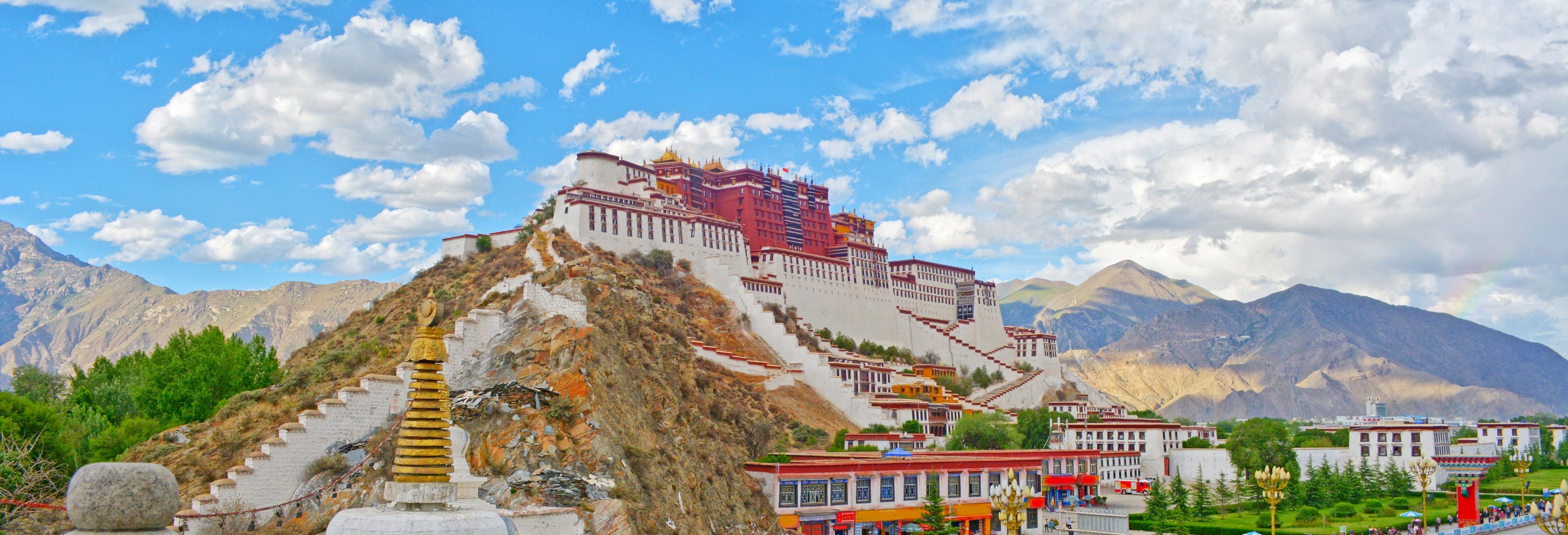 Lhasa Temples & Monasteries: 4 Day Tour