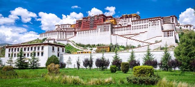 Visita guiada por Lhasa
