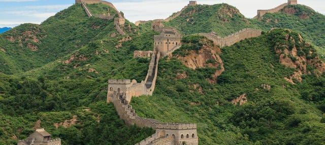 Excursión a la Gran Muralla China en español