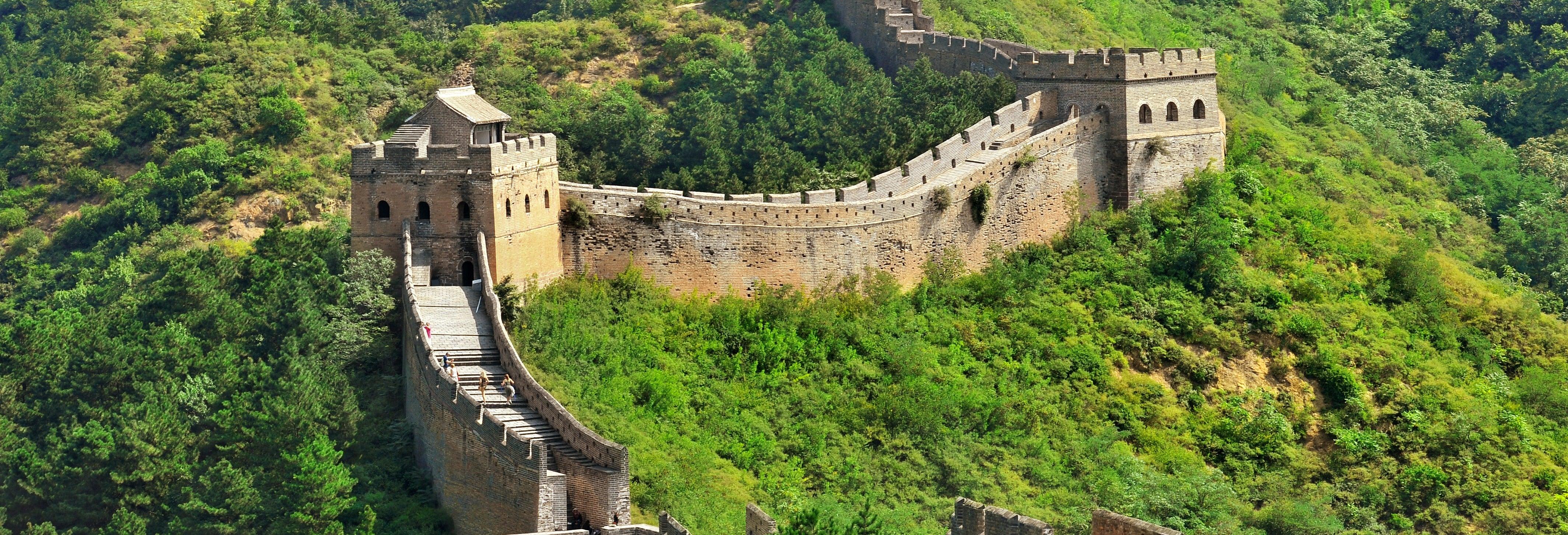 Grande muraille de Mutianyu + Tombeaux des Ming