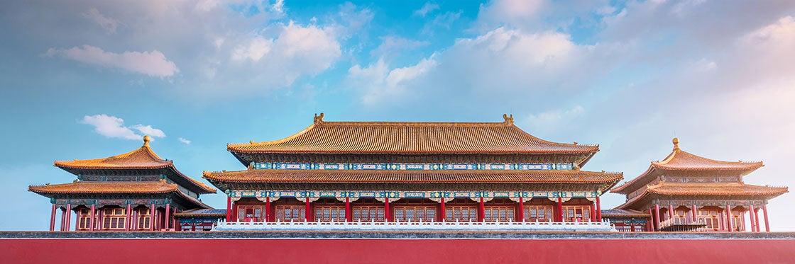 Le temps à Pékin