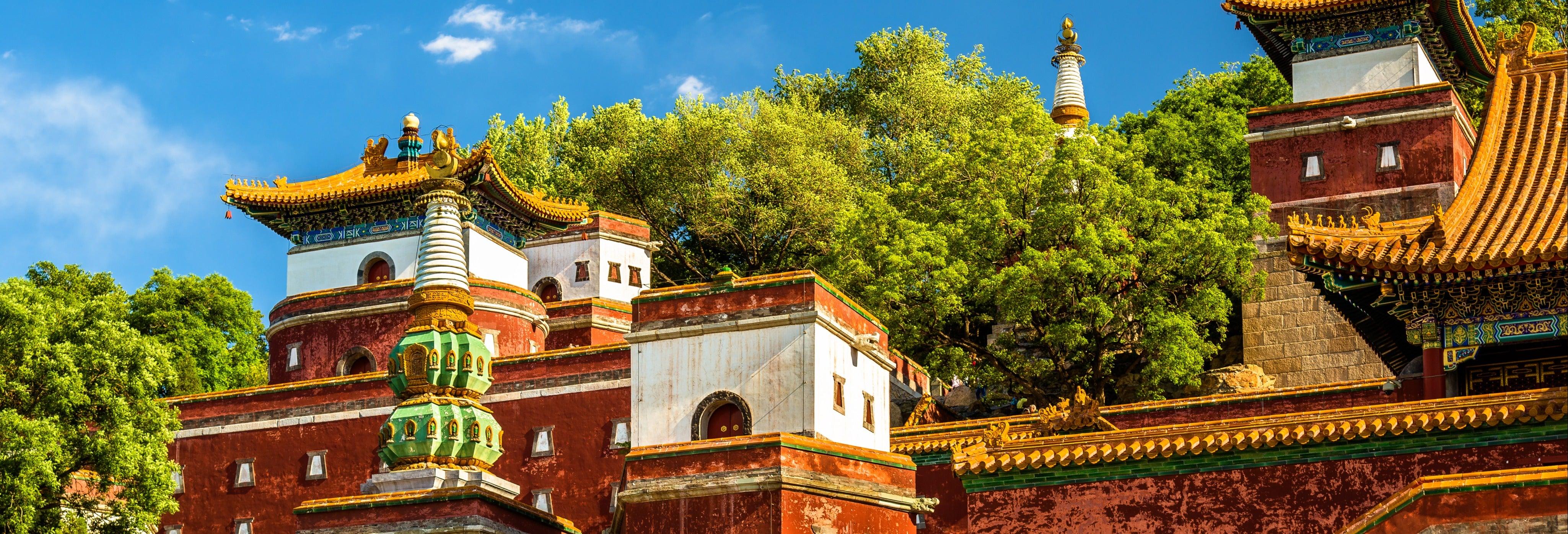 Tour pelo Palácio de Verão e o Templo dos Lamas