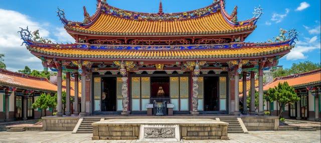 Templo de Confucio, Parque Beihai y Museo de la Capital