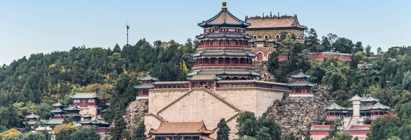 Forbidden City, Temple of Heaven and Summer Palace Tour