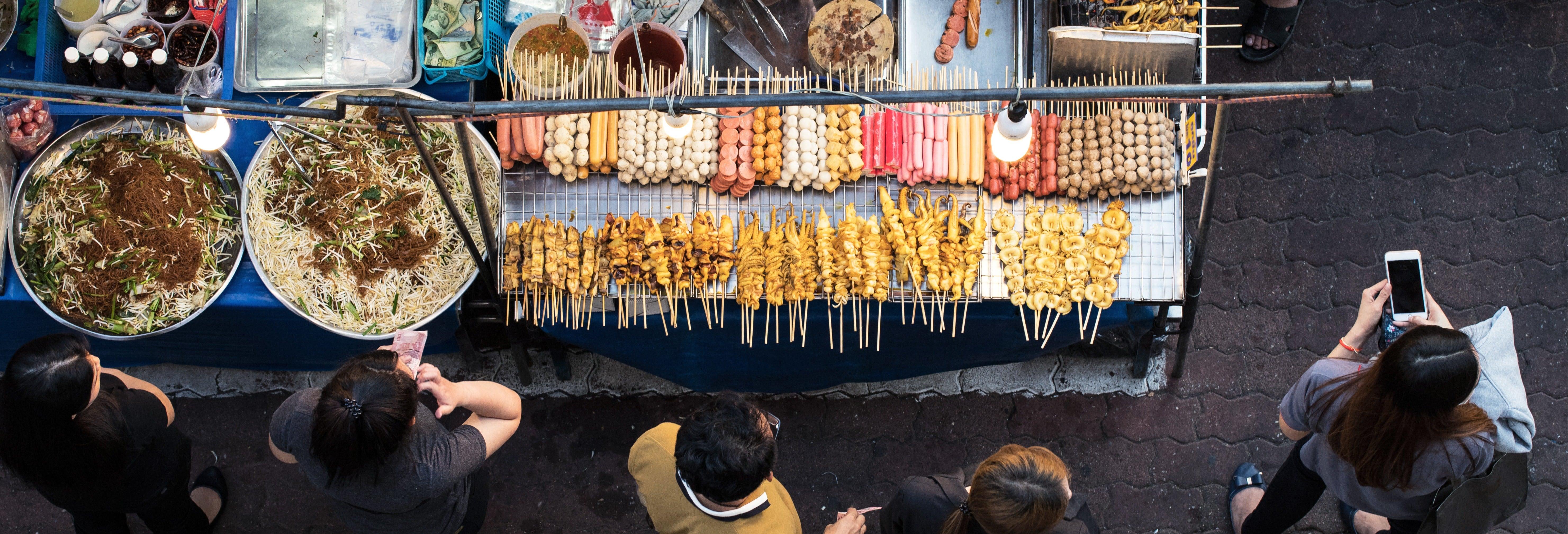Tour gastronomico di Pechino