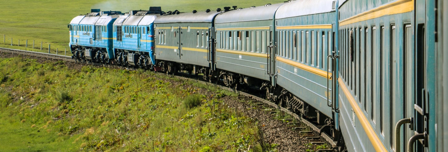 Trans-Siberian Railway: Beijing to Moscow