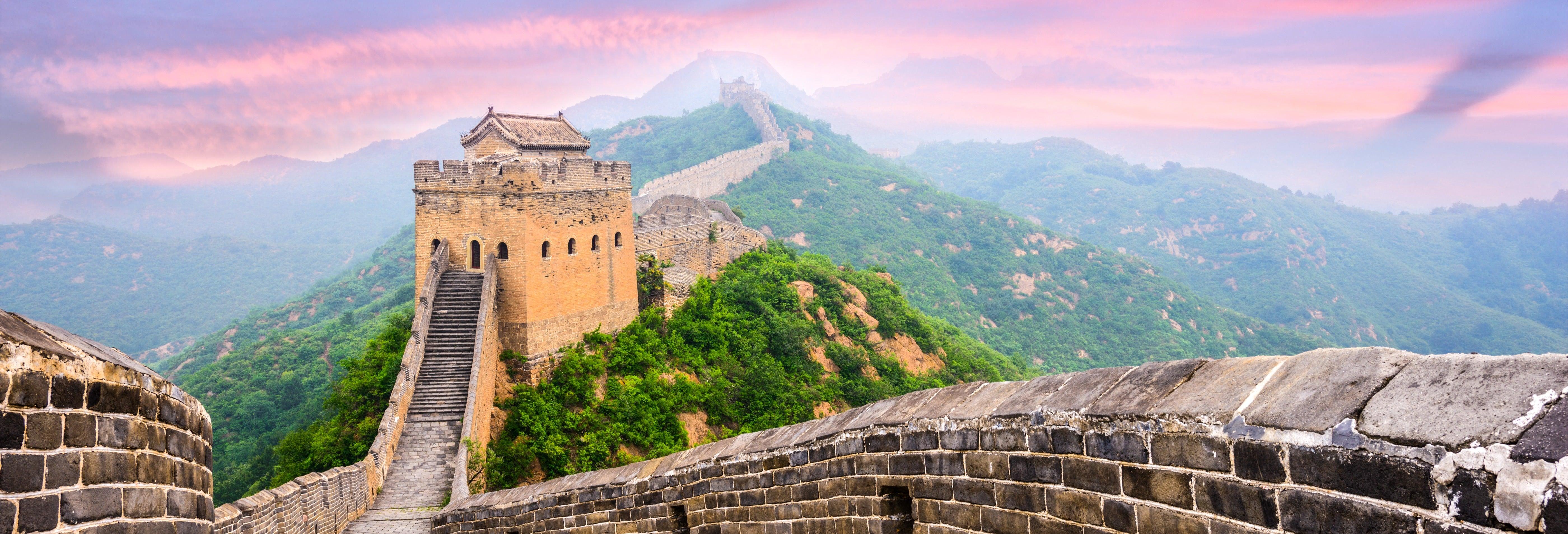 Trekking sulla Muraglia Cinese di Jinshanling