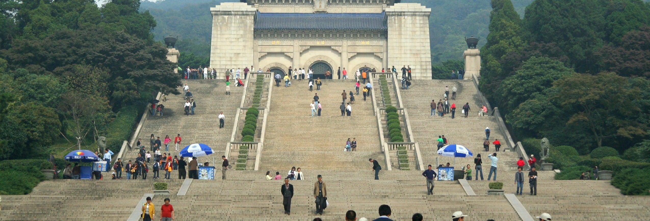 Excursão privada a Nanjing