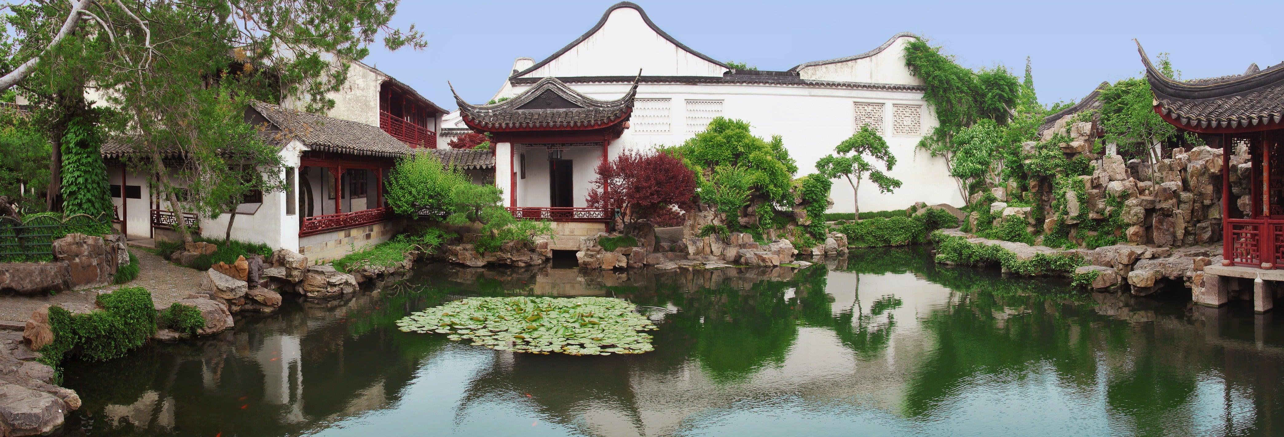 Excursion privée à Suzhou depuis Shanghai