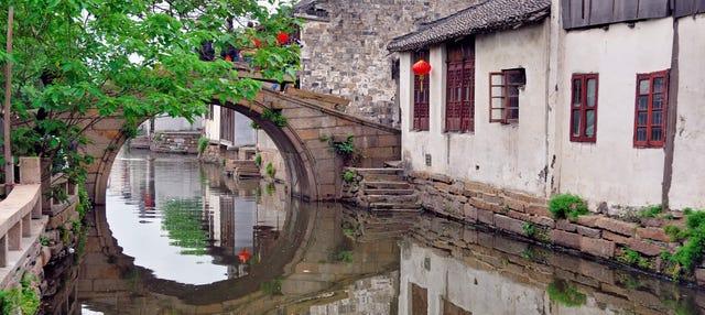 Excursión privada a Zhouzhuang con guía en español