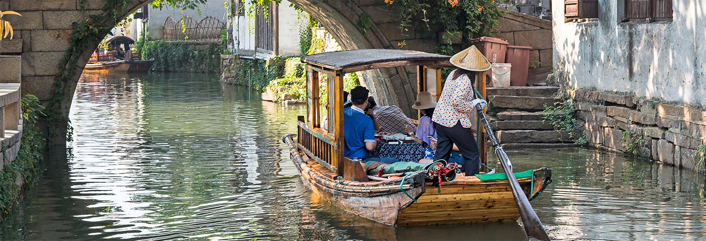 Excursion privée à Zhouzhuang
