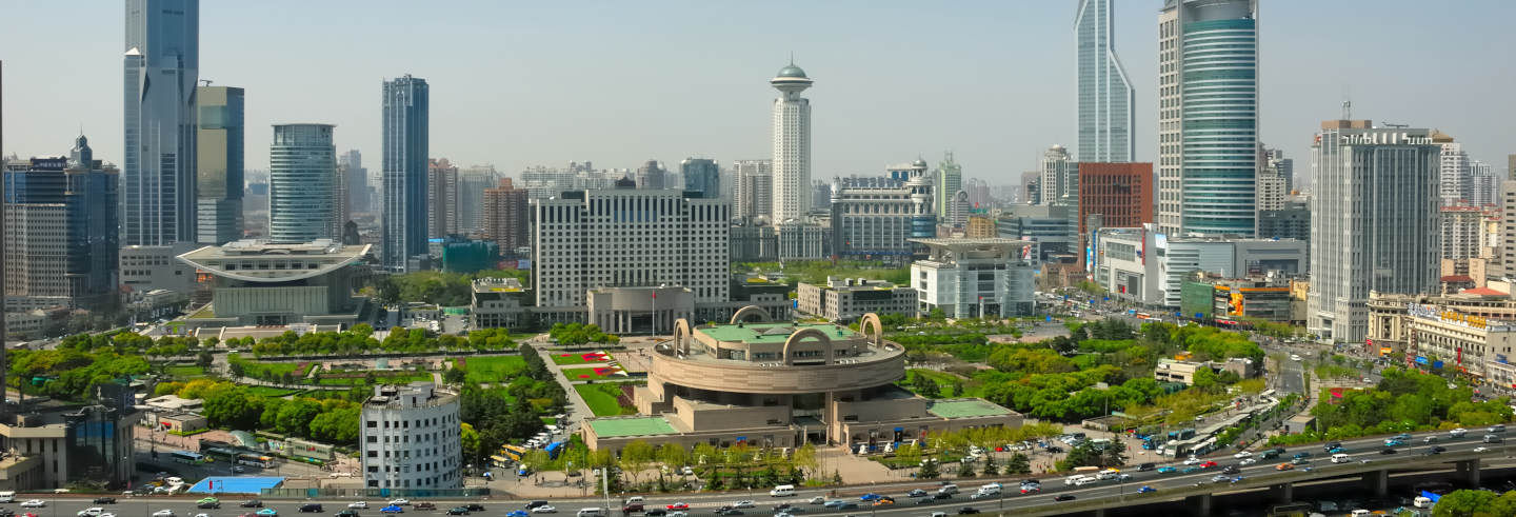 Free tour di Shanghai