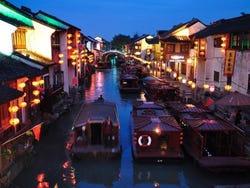 ,Excursión a Suzhou