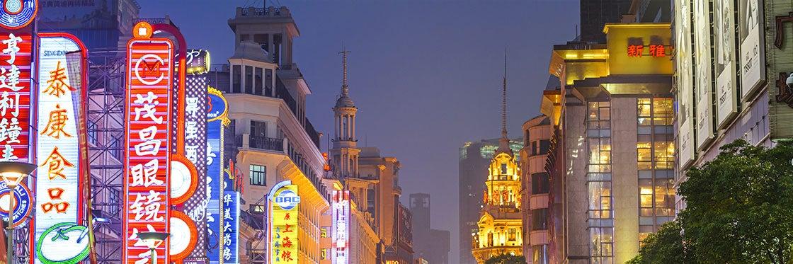Compras en Shanghái