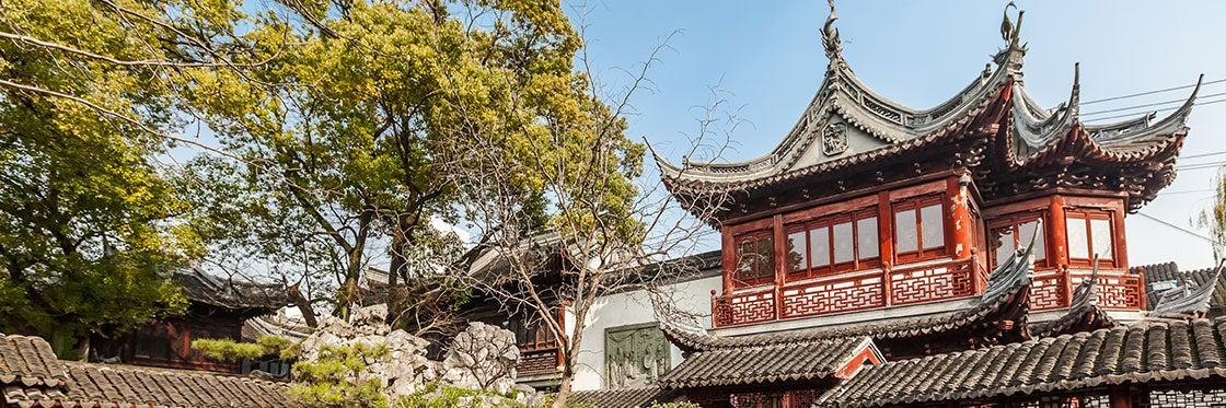 Jardín y Mercado Yuyuan