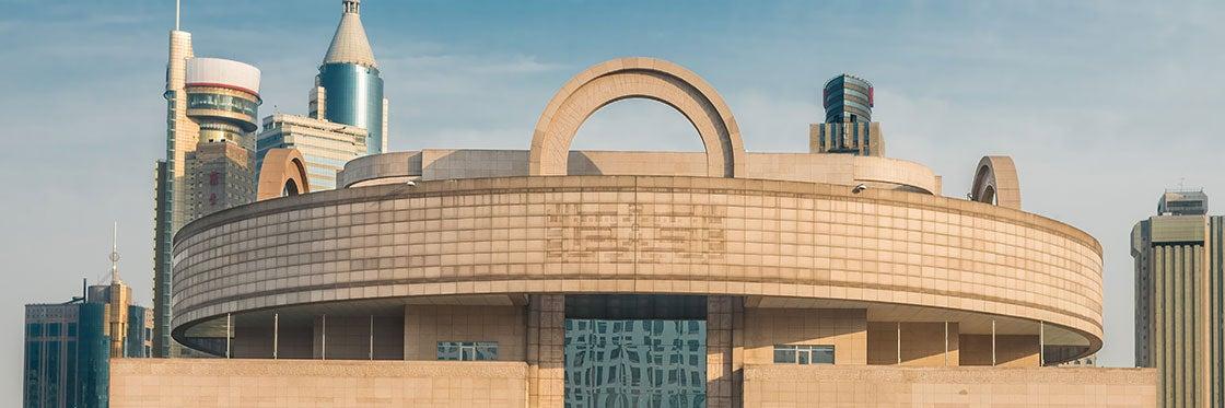 Museu de Shanghai