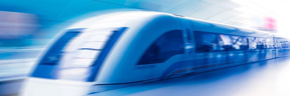 Trem Maglev