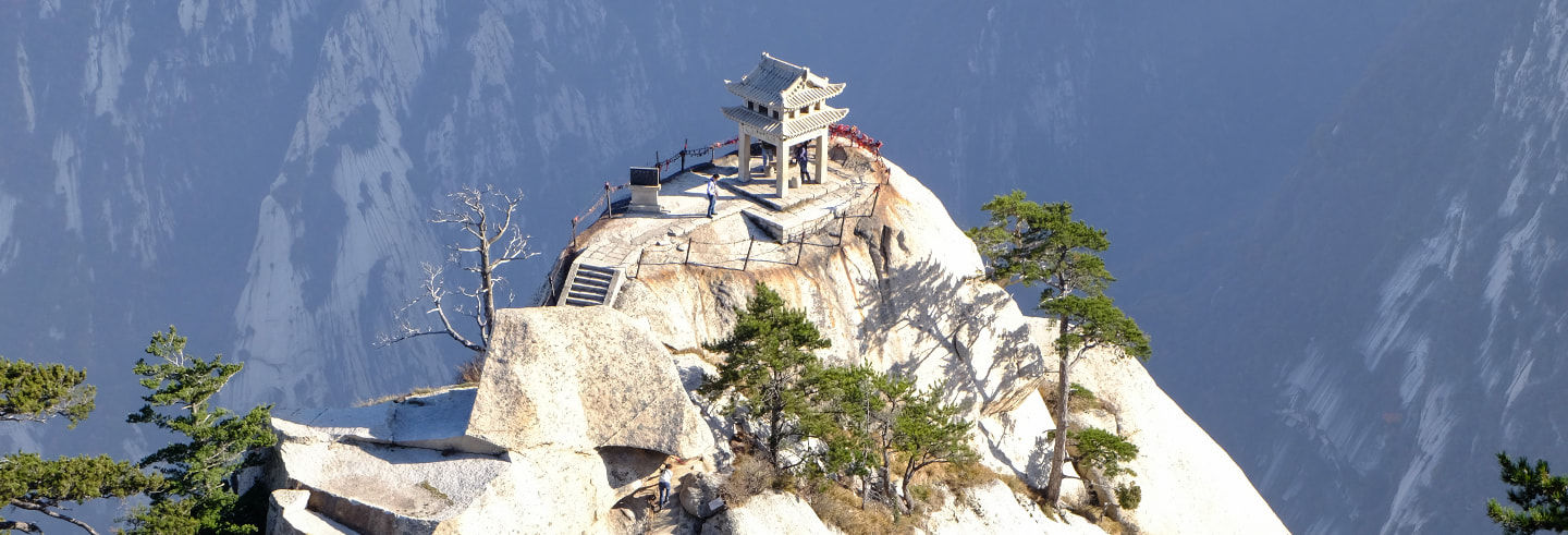 Excursión al Monte Huashan