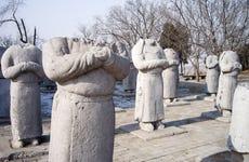 Escursione al Tempio Famen e al Mausoleo di Qianling
