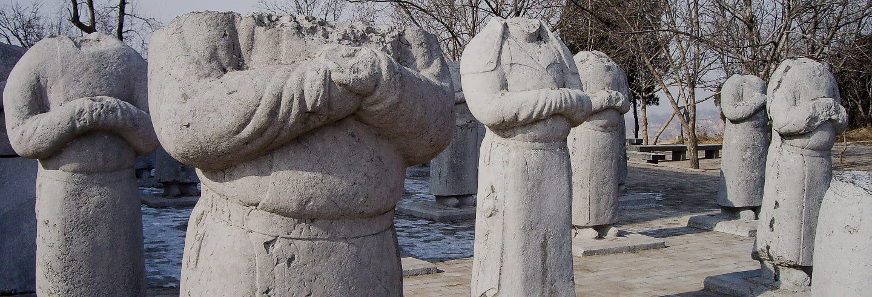 Excursion au temple Famen et au mausolée de Qianling