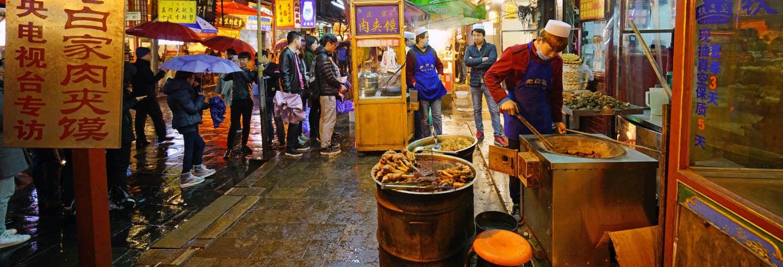 Tour gastronómico por el barrio musulmán