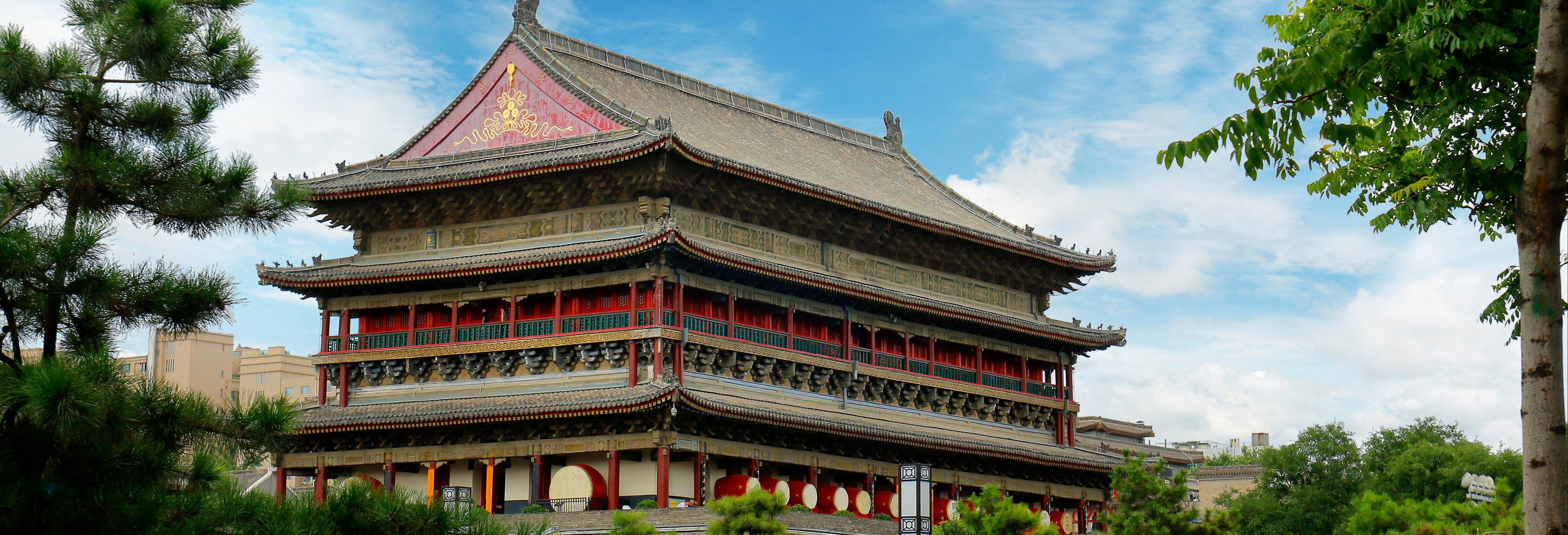 Visite complète de Xi'an