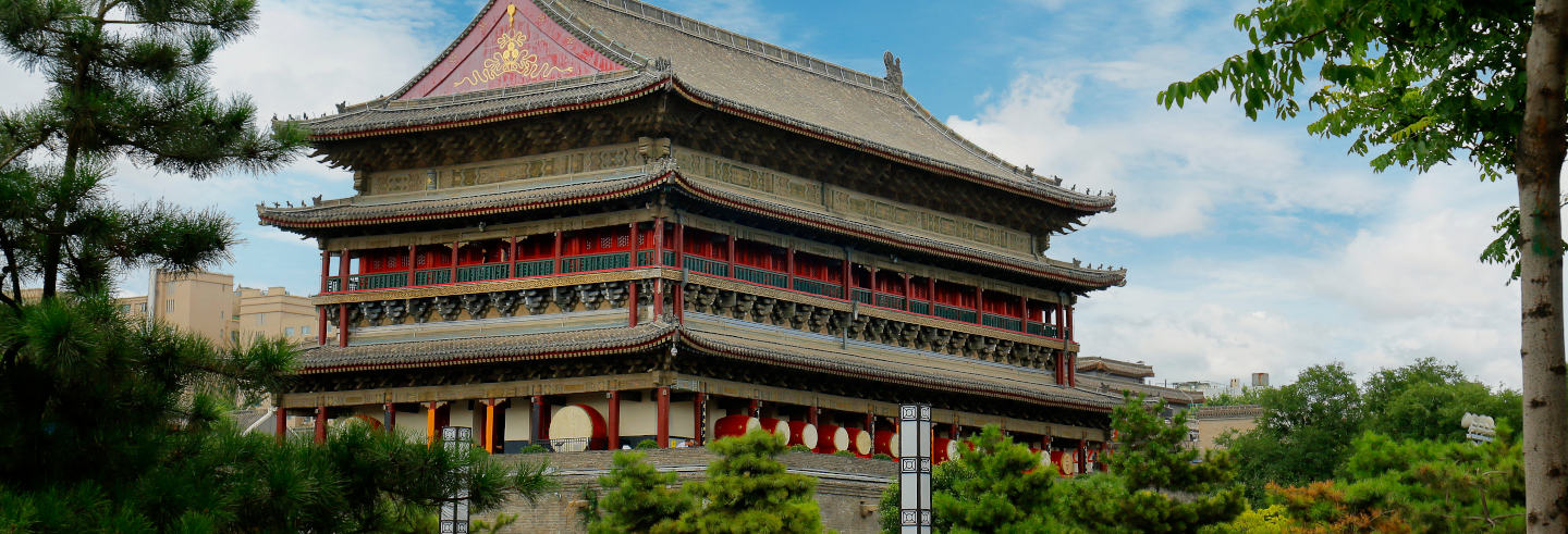 Tour por Xián al completo
