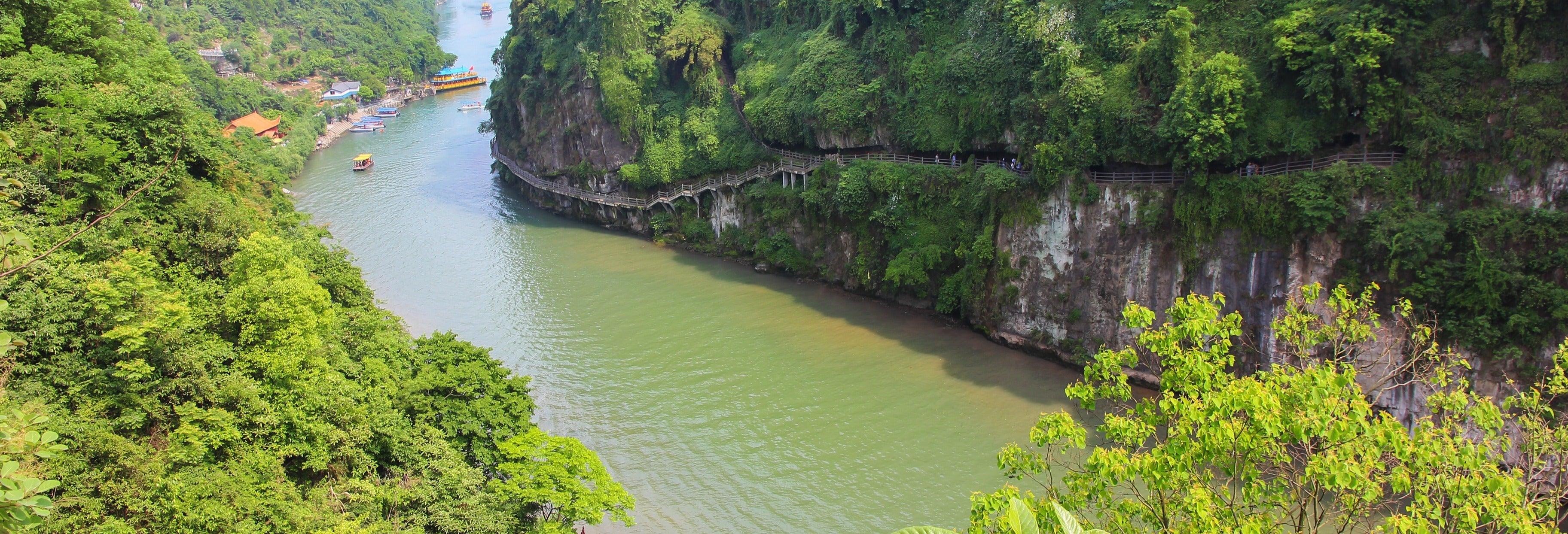Crucero de 5 días por el río Yangtsé hasta Chongqing