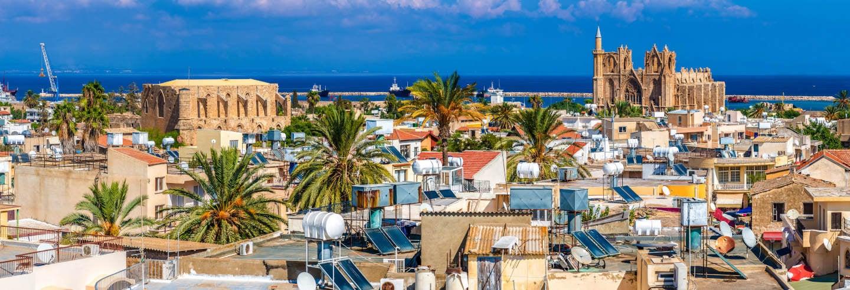 Excursión a Salamina y Famagusta
