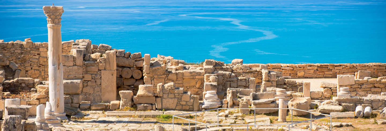 Excursión a Kourion y Pafos