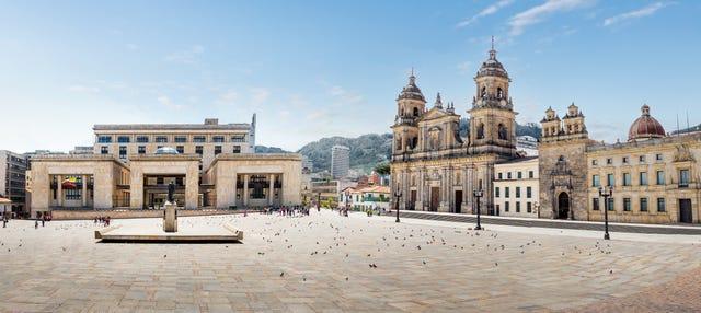 Free tour por Bogotá ¡Gratis!