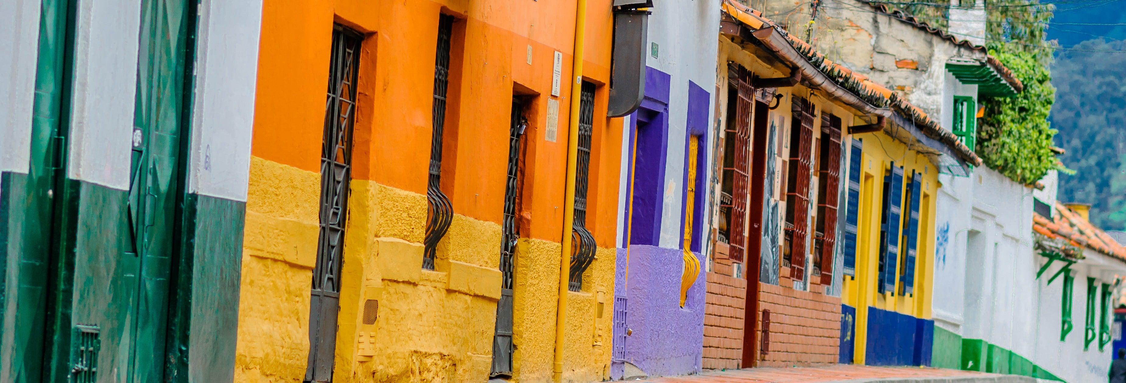 Free tour de contrastes de Bogotá ¡Gratis!
